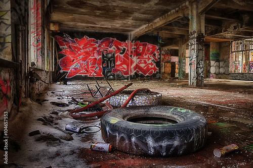 Poster Graffiti Graffiti
