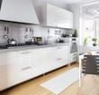 Kompakte Kücheneinrichtung