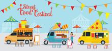Food Truck, Street Food Festiv...