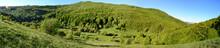 Зеленые холмы