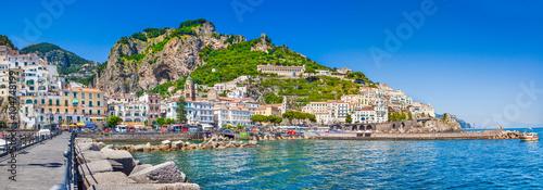 Fotografía Town of Amalfi panorama, Amalfi Coast, Campania, Italy
