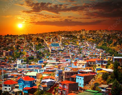 Photo  Valparaiso, Chile
