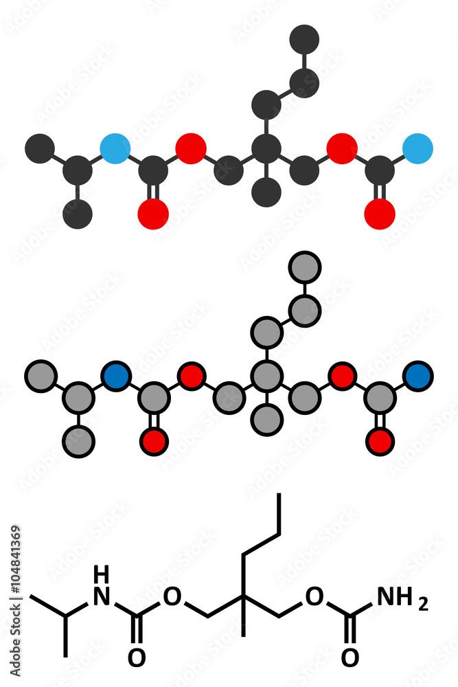 is carisoprodol harmful substances pic