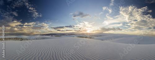 Poster de jardin Desert de sable White Sands, New Mexico