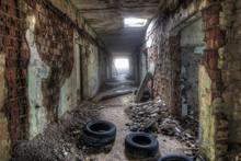 Derelict Military Garrison
