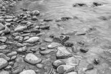 Der Schweizer Fluss Aare Von Bern Nach Solothurn Und Araga