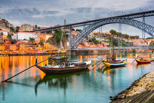 Porto Portugal on the Douro River