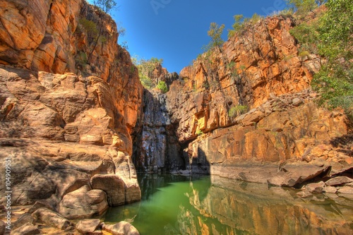 Canvas-taulu Katherine Gorge national park