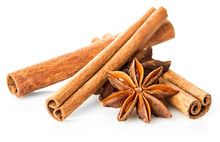 Cinnamon Stick And Star Anise ...