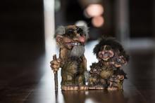 Scandinavian Norwegian Trolls.