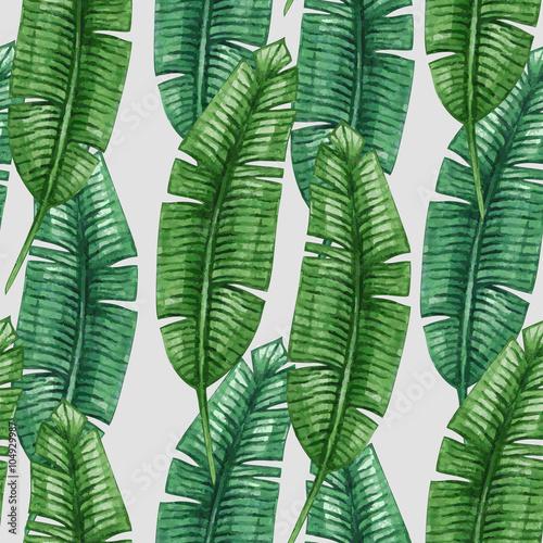 akwarela-tropikalny-lisci-palmowych-wzor-ilustracji-wektorowych