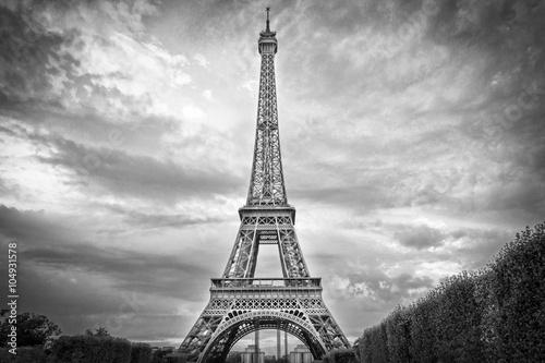 Poster de jardin Tour Eiffel The Eiffel Tower, Paris