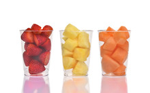 Three Fruit Cups