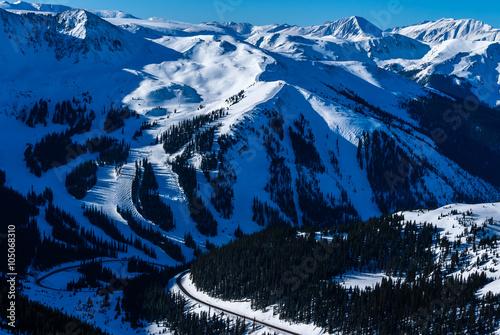 Fotografia, Obraz  Arapahoe Basin Ski Resort
