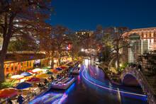River Walk In San Antonio Texas