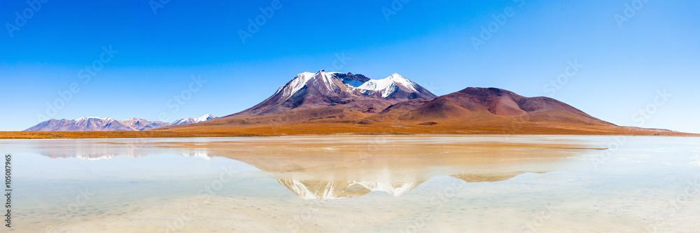 Fototapeta Lake, Bolivia Altiplano