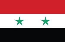 Syrian Flag.