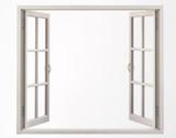 residential window frame