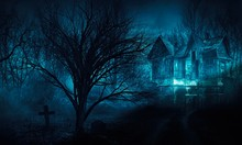 Scary House In Mysterious Horr...