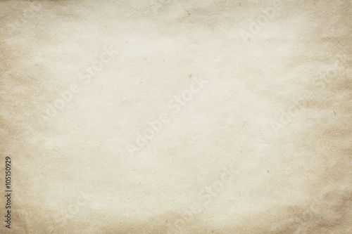 Fotografie, Obraz  古い紙のテクスチャ背景