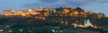 Nocna Panorama Montepulciano,T...