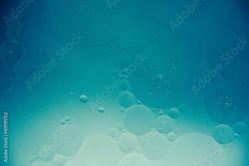 Photo  Aceite en agua