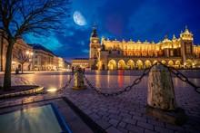 Krakow Main Market Place