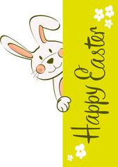 Fototapeta Do kościoła Easter bunny