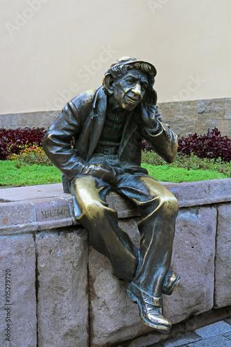 Valokuva  Bai Milio statue - Plovdiv - Bulgaria
