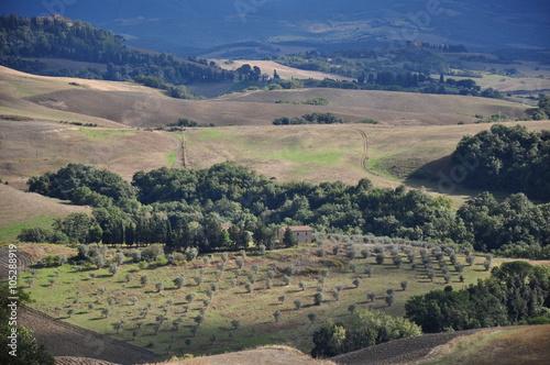 Foto op Plexiglas Zuid Afrika Toskania