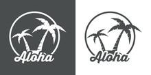 Icono Plano Aloha #1