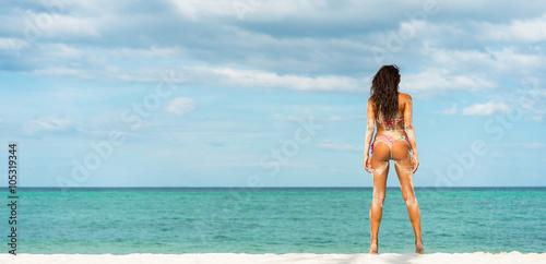 Fotografie, Obraz  Beach vacation