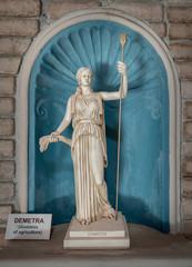 Demetra drevna grčka božica