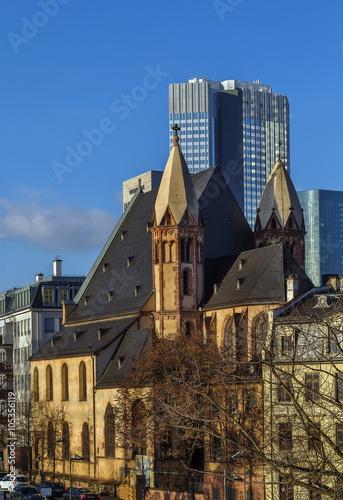Photo  St Leonard's Church, Frankfurt