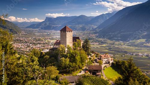 Foto  Castello di Tirolo, Sud Tirol, Bolzano