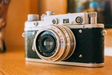 Russian Soviet Vintage Camera ...