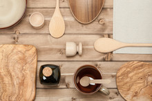 Cooking Tools. Kitchenware. Ol...