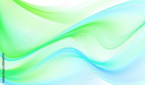 Elegant abstract design or art element