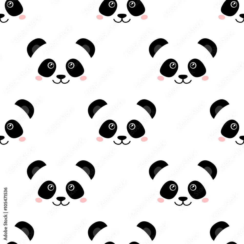 panda bilder zum nachmalen