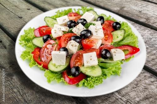 Fotografía  Salad.