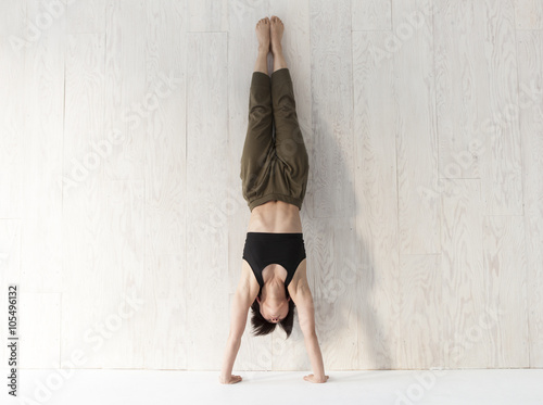 Fotografia  Women who have an inverted