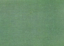 Old Green Fabric Book Cover Texture.