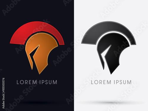 Roman or Greek Helmet , Spartan Helmet, Head protection