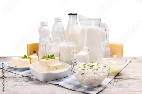 Recess Fitting Dairy products Dairy products