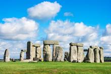 Stonehenge, Salisbury Plain, W...