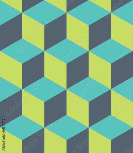 wektorowy-nowozytny-bezszwowy-kolorowy-geometria-szescianow-wzor-koloru-abstrakcjonistyczny-geometryczny-tlo-poduszka-stubarwny-druk-retro-tekstura-modnis-mody-projekt