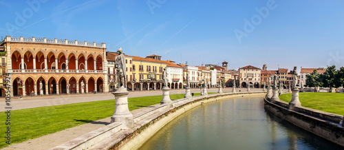Fotografie, Obraz Padova, Pratto della valle