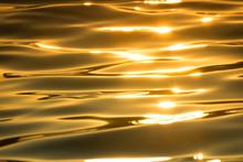 Sun Rays Shining At Aegean Sea...