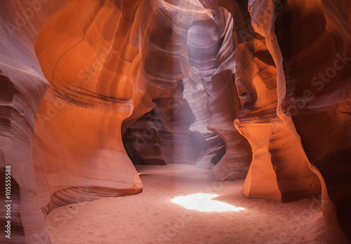 Obraz Antelope Canyon, Arizona - fototapety do salonu