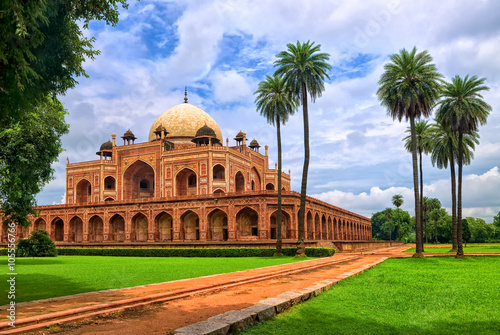 Cadres-photo bureau Delhi Humayun's tomb in New Delhi, India